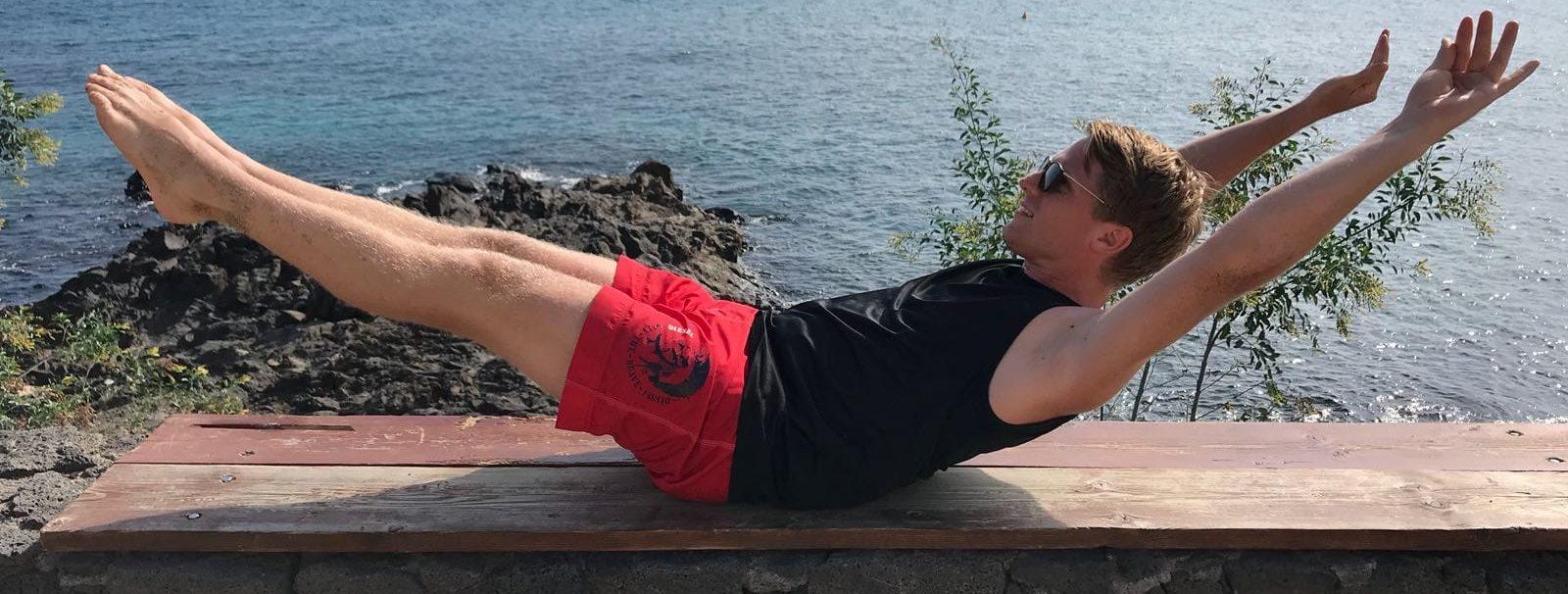 Martins Personal Training zeigt Bilder vom Personal Trainer Martin